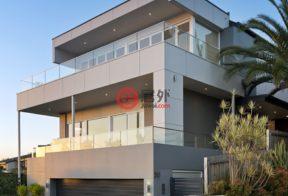居外网在售澳大利亚5卧4卫最近整修过的房产总占地563平方米