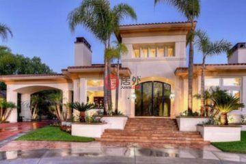 居外网在售美国6卧8卫曾经整修过的房产总占地746平方米USD 3,795,000