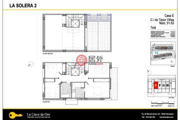 西班牙的房产,Teià,编号37055398