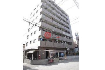 居外网在售日本大阪市1卧1卫的房产总占地20平方米JPY 9,800,000