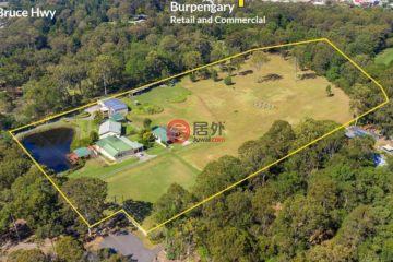 居外网在售澳大利亚10卧4卫的房产总占地48100平方米