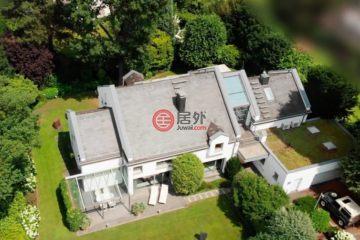居外网在售德国3卧3卫特别设计建筑的房产总占地1391平方米EUR 5,250,000