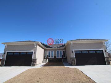 居外网在售加拿大2卧2卫新开发的新建房产总占地60平方米CAD 320,000起