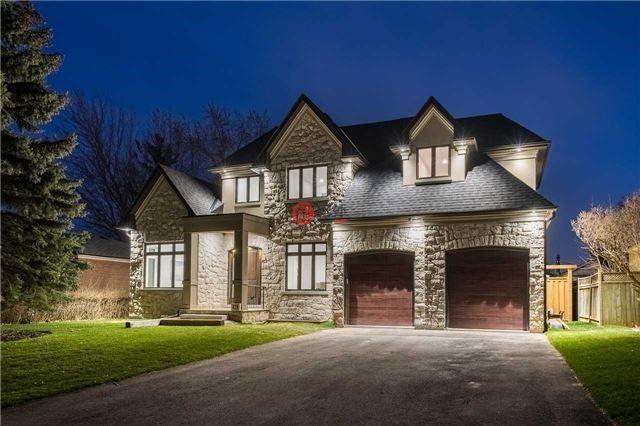 加拿大安大略省奧克維爾4臥4衛的房產