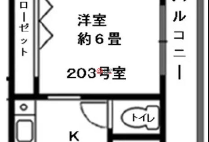 日本东京的房产,Horikiri3-21-18,编号37308193