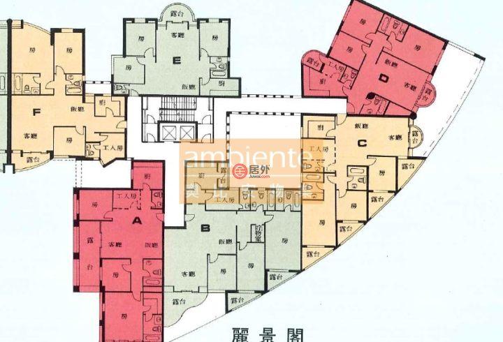 中国澳门澳门的房产,编号41233158