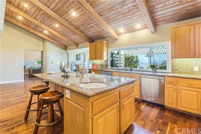 美国加州罗灵丘陵5卧6卫的房产