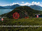 加拿大不列颠哥伦比亚省坎贝尔河的房产,FAWN BLUFF COVE,编号36108200