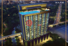 马来西亚的房产,槟城BEACON EXECUTIVE SUITES,编号44251563