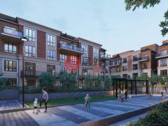 居外网在售加拿大3卧2卫的新建房产总占地144.9287424平方米