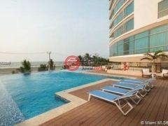 居外网在售哥伦比亚Cartagena2卧2卫的房产USD 400,000