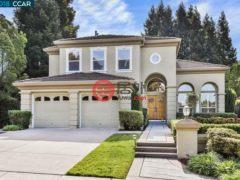 美国房产房价_加州房产房价_圣拉蒙房产房价_居外网在售美国圣拉蒙4卧3卫的房产USD 1,268,000