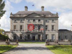 居外网在售爱尔兰Kildare9卧10卫的房产总占地4532479平方米EUR 20,000,000