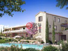居外网在售法国圣波的房产总占地23000平方米