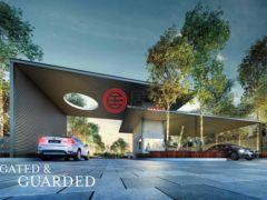 居外网在售马来西亚4卧3卫的新建房产总占地191659.06442304平方米