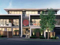 居外网在售澳大利亚2卧1卫的新建房产