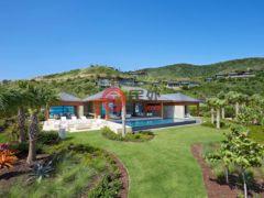 居外网在售英属维尔京群岛6卧7卫的房产USD 19,500,000