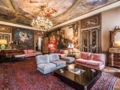 居外网在售意大利威尼斯6卧5卫的房产
