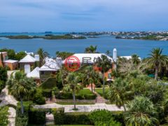 居外网在售百慕达8卧8卫的房产总占地12626平方米USD 10,600,000