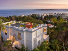 居外网在售法国戛纳7卧14卫的房产总占地3103平方米EUR 19,000,000