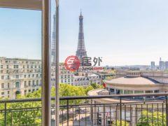 居外网在售法国巴黎3卧的房产总占地296平方米EUR 10,500,000