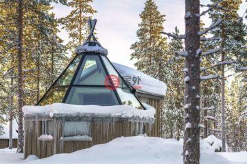 居外网在售芬兰1卧1卫新开发的房产总占地18平方米