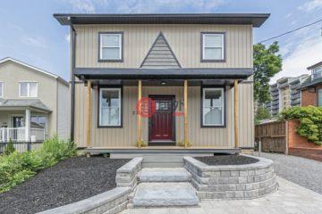 加拿大房产房价_安大略省房产房价_汉密尔顿房产房价_居外网在售加拿大汉密尔顿2卧2卫曾经整修过的房产总占地112平方米CAD 499,900