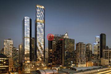 居外网在售澳大利亚1卧1卫新开发的房产总占地63平方米AUD 431,600