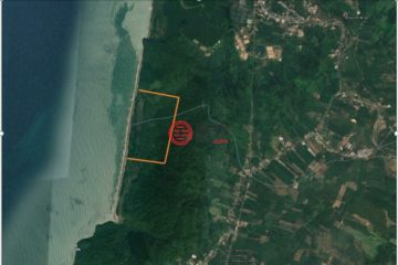居外网在售泰国Suk SamranTHB 800,000 / 月总占地844800平方米的土地