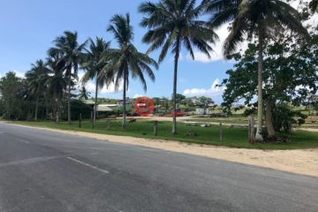 居外网在售瓦努阿图卢甘维尔VUV 25,000,000总占地2000平方米的土地