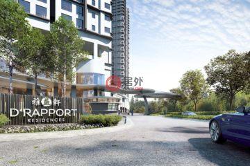 居外网在售马来西亚4卧3卫新开发的新建房产总占地36907平方米MYR 2,200,000起
