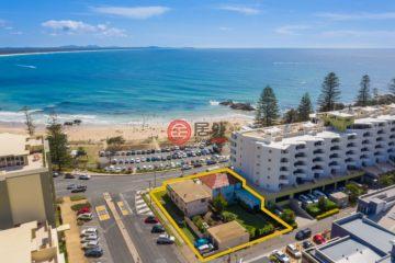 居外网在售澳大利亚麦夸里港总占地1170平方米的商业地产