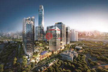 居外网在售马来西亚吉隆坡1卧1卫的房产总占地7平方米MYR 1,200,000