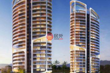 居外网在售塞浦路斯1卧新开发的房产总占地119平方米EUR 990,000