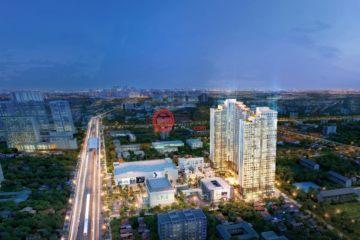 居外网在售越南2卧2卫新房的房产总占地79平方米USD 140,000