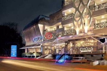 居外网在售印尼CangguIDR 31,000,000 / 月总占地2000平方米的商业地产