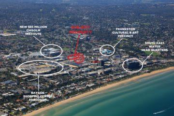 居外网在售澳大利亚FrankstonAUD 13,000,000总占地2180平方米的商业地产
