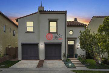 美国房产房价_加州房产房价_尔湾房产房价_居外网在售美国尔湾3卧3卫新开发的房产总占地326平方米USD 1,075,000