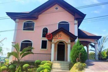 居外网在售菲律宾达沃市7卧4卫的房产总占地370平方米PHP 25,000,000