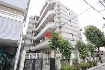 居外网在售日本1卧1卫的房产总占地19平方米JPY 17,800,000