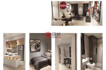 居外网在售马来西亚5卧3卫新开发的房产总占地143平方米MYR 974,700