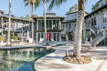 美国房产房价_阿拉巴马州房产房价_奥兰治海滩房产房价_居外网在售美国奥兰治海滩6卧6卫的房产总占地976平方米USD 3,790,000