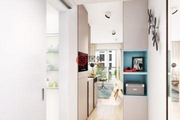 德国房产房价_黑森州房产房价_居外网在售德国1卧1卫新房的房产总占地20平方米EUR 218,218