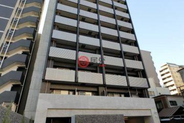 居外网在售日本大阪市1卧1卫的房产总占地200平方米JPY 16,100,000