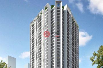 居外网在售越南2卧2卫新房的房产总占地80平方米USD 150,000