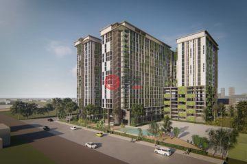 居外网在售柬埔寨1卧1卫新开发的房产总占地76000平方米USD 101,000
