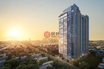 居外网在售越南1卧1卫新开发的房产总占地5146平方米VND 7,909,755,000