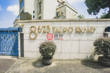 中国香港房产房价_沙田房产房价_沙田花园房产房价_居外网在售中国香港沙田花园3卧3卫的房产总占地424平方米HKD 180,000,000
