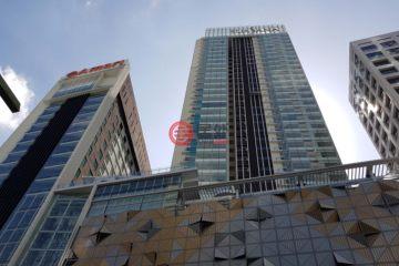 居外网在售马来西亚Johor Bahru2卧2卫的房产总占地85平方米MYR 1,100,000