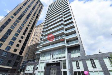 居外网在售加拿大2卧2卫特别设计建筑的房产总占地225平方米CAD 948,000
